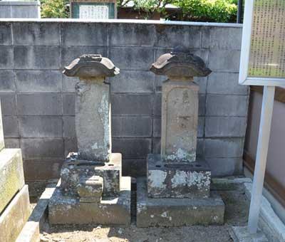 高井蘭山の墓